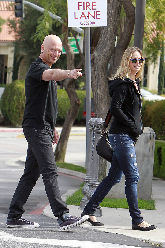 Howie Mandel and Terry Soil Photos Photos - Zimbio