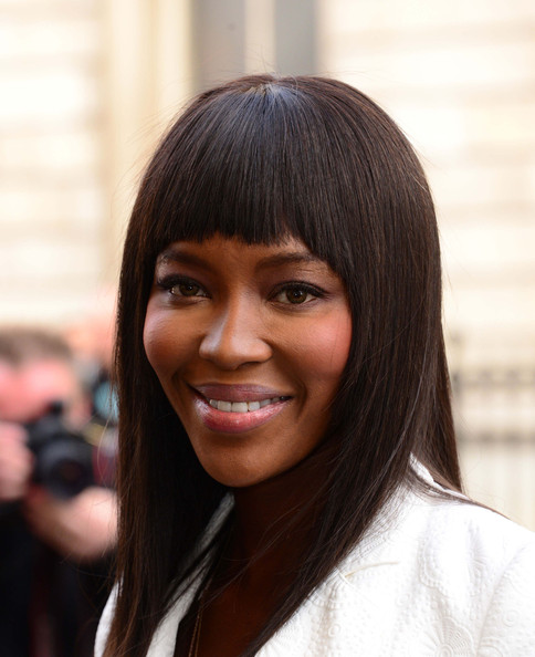 Naomi Campbell - 'The Face' Launches in London