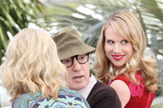 Woody Allen and Naomi Watts Photos Photo