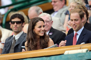 Kate Middleton and Andy Murray Photos Photo