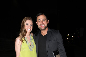 Jason Mesnick Jason Mesnick and Molly Melaney in Hollywood