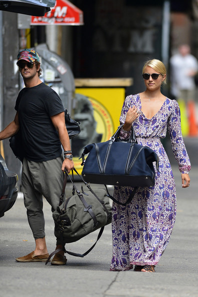Dianna agron and nick mathers