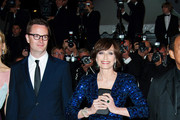 Kristin Scott Thomas and Nicolas Winding Refn Photos Photo