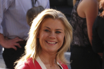 Allison Sweeney Celebs at the 'Cars 2' Premiere