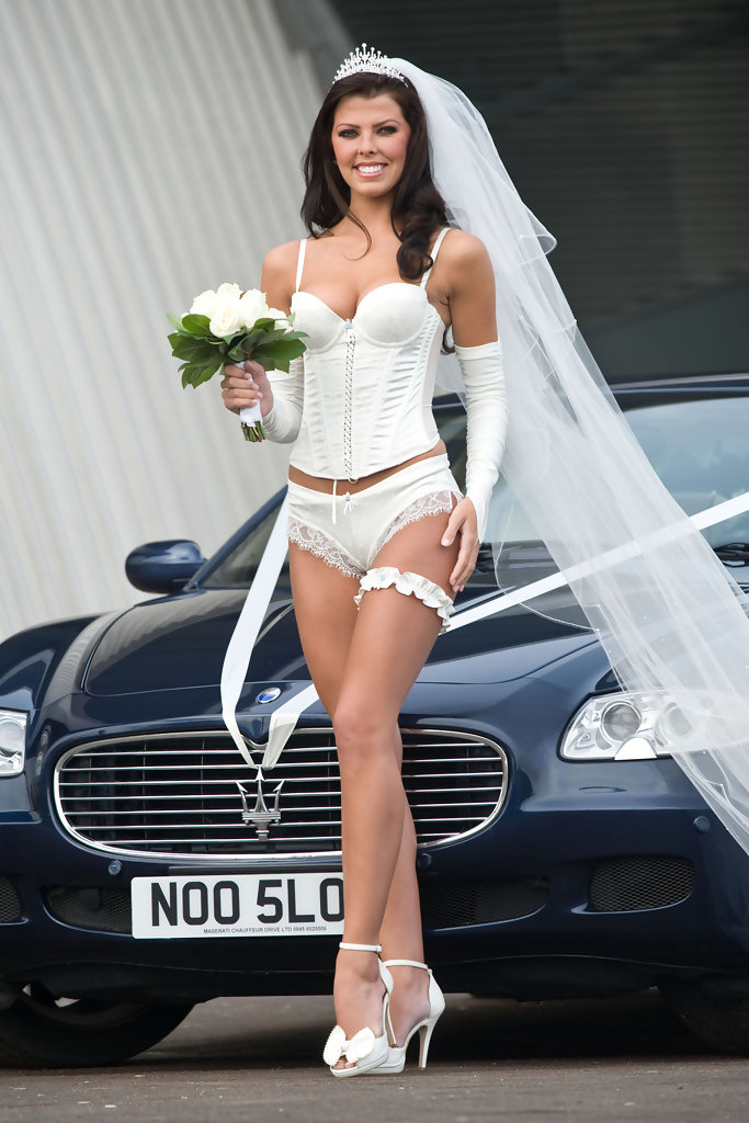Image Result For Muscle Wedding Cars