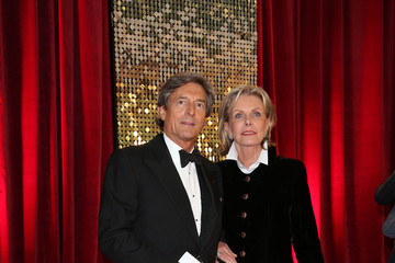 Nigel Havers Arrivals at the British Soap Awards