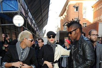 No Doubt Gwen Stefani and No Doubt in Paris
