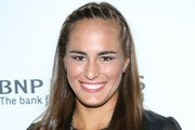 Monica Puig attends the 14th Annual BNP Paribas Taste Of Tennis at W New York Hotel in New York City.