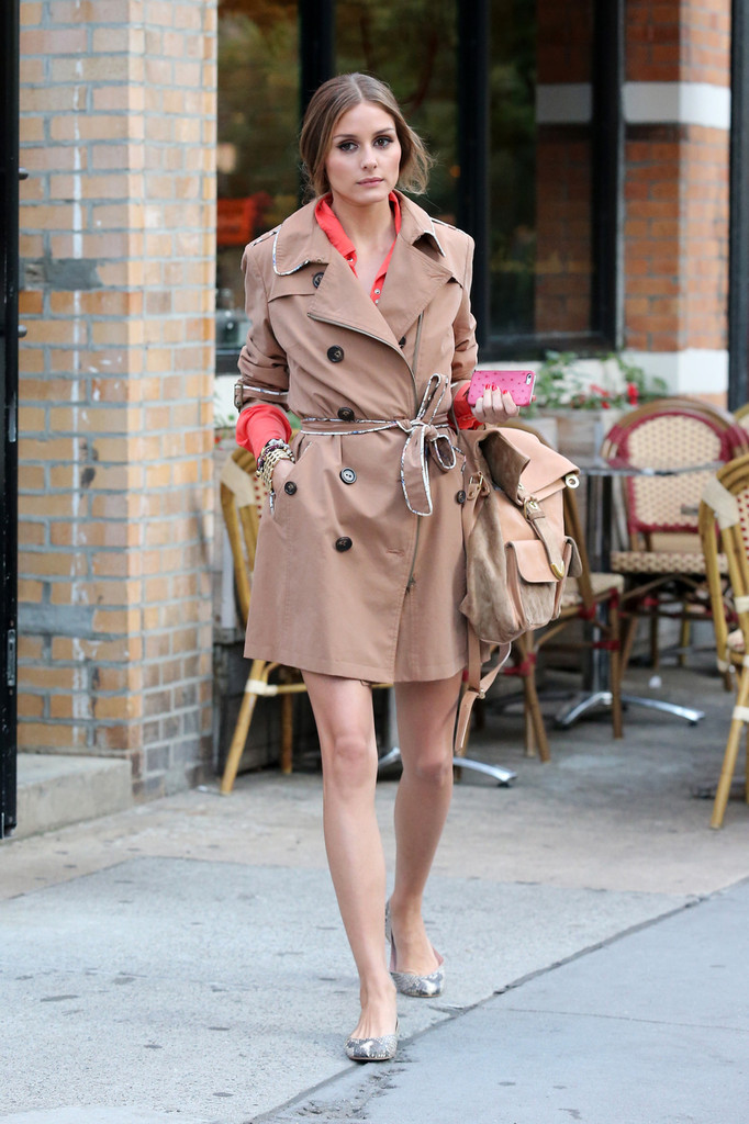Olivia Palermo - Olivia Palermo Spends the Day in Tribeca