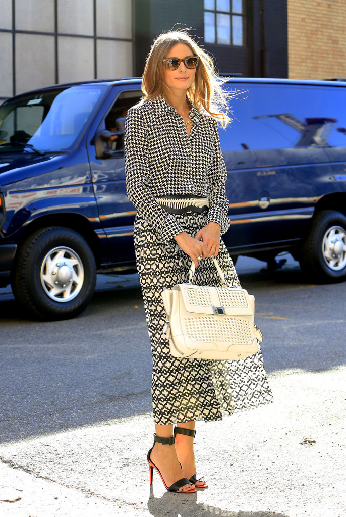 Olivia Palermo u prvom redu New York Fashion Week revija