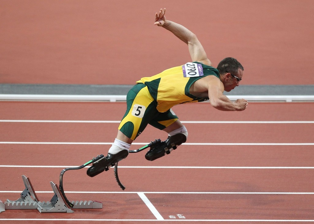 De Nuevo La Polica En Eeuu Confunde Un Pene Con Un Arma together with Oscar Pistorius Murder further Inspirational Quotes Olympic Athletes likewise Most Inspirational Athletes With Prosthetic Limbs also You Showed Such Strength Of Character. on oscar pistorius hard on