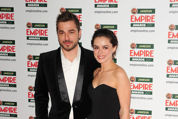 Ozge Ozpirincci The Jameson Empire Awards 2011 in London 3