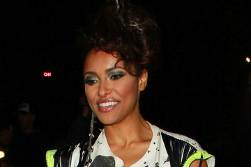 Kat Graham The Us Magazine Hot 100 Party at Colony in Hollywood
