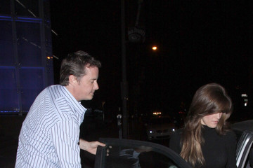 Jeremy London Jeremy London at BOA Steakhouse in LA