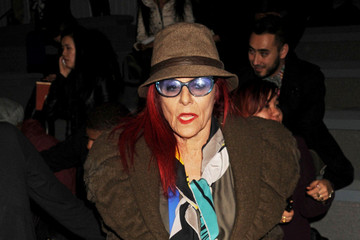 Patricia Field Celebs at the Concept Korea Show in NYC