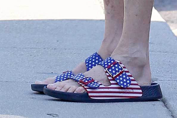 paul mccartney sandals