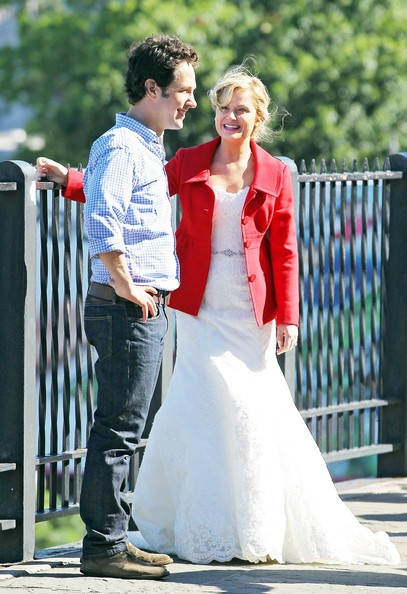 Paul Rudd and Amy Poehler Film 'They Came Together' 10 of ...