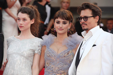 "Penelope Cruz Astrid Berges Frisbey The ""Pirates of the Caribbean - On Stranger Tides"" Premiere"