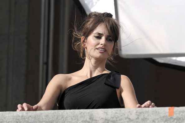 Penelope Cruz Birthday Penelope Cruz at a Lancome