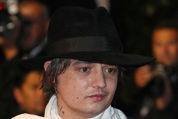 Pete Doherty Pete Doherty seen at the premiere for his new film 'Confession of a Child of the Century' at the Cannes Film Festival 2012 in France