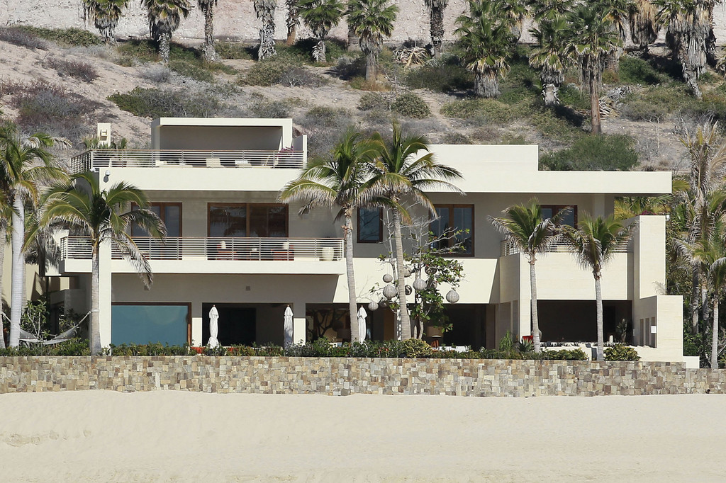 Cindy Crawford villa in Cabo