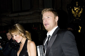 Rachel Flintoff Piers Morgan Leaving the Morgan Awards