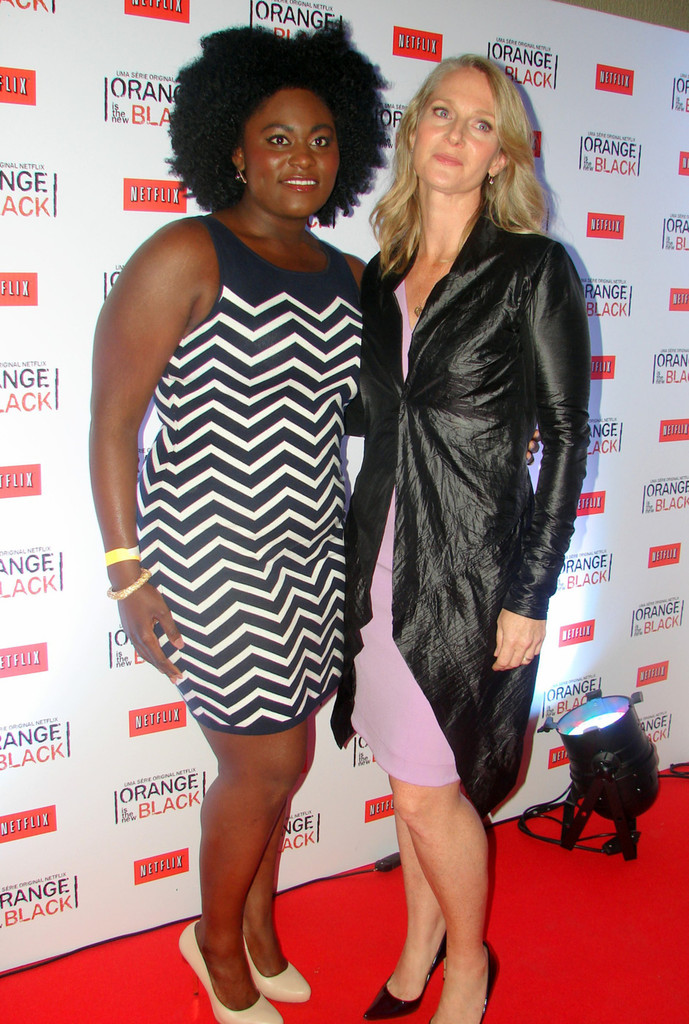 Danielle Brooks Photos Photos - 'Orange is the New Black' Premiere in Sao Paulo - Zimbio
