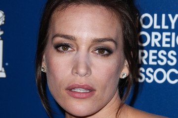 Piper Perabo Stars Arrive for the HFPA Installation Luncheon
