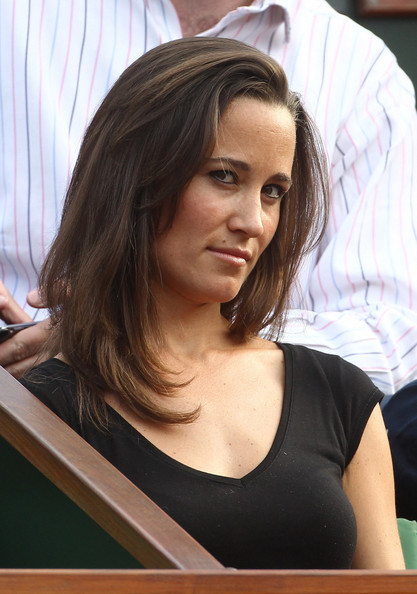 Pippa Middleton Pictures - Pippa Middleton at the French ... Ljubicic