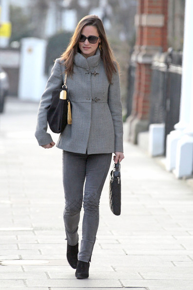 Pippa Middleton - Pippa Out and About 2