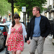 Natalie Cassidy Natalie Cassidy and Adam Cottrell in London