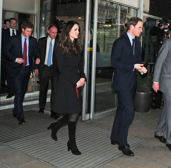 prince william and harry funeral. prince william and harry