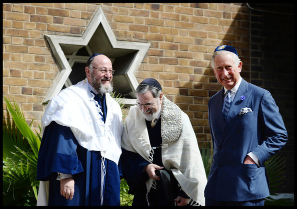 Image result for picture of prince charles wearing yarmulke