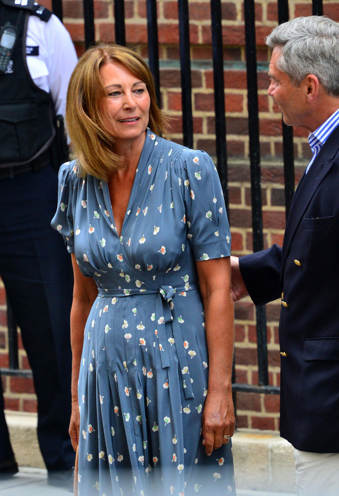 carole middleton photos photos the prince of cambridge s