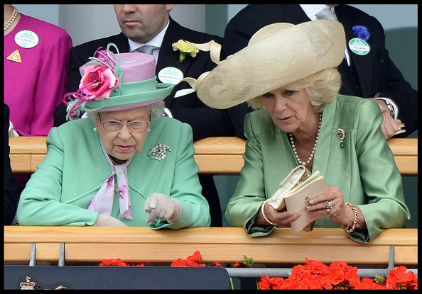 royal ascot the queen