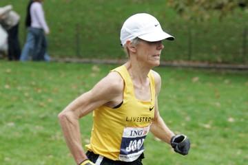 Joan Benoit Samuelson Derartu Tulu Wins New York City Marathon