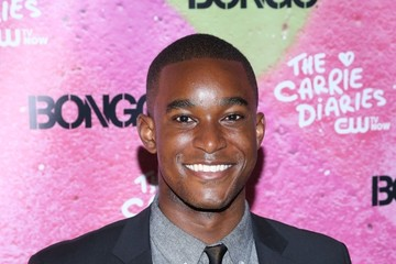 RJ Brown Stars at the Premiere Party for 'The Carrie Diaries' Season 2