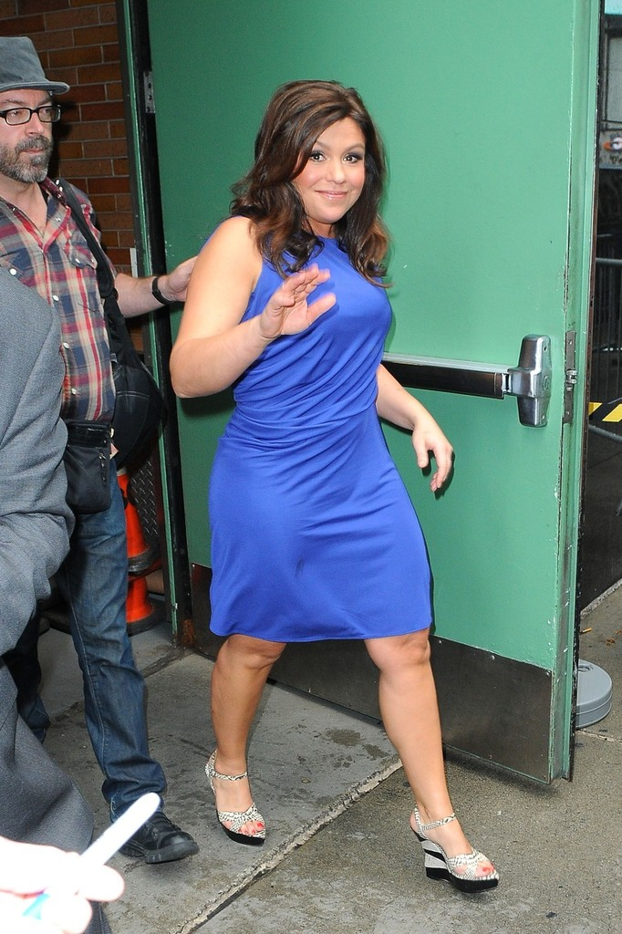 Rachael Ray Photos Leaves Good Morning America Zimbio