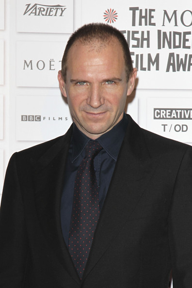 Ralph Fiennes Ralph Fiennes on the red carpet at the Moet British Independent Film Awards at the Old Billingsgate Market, London.