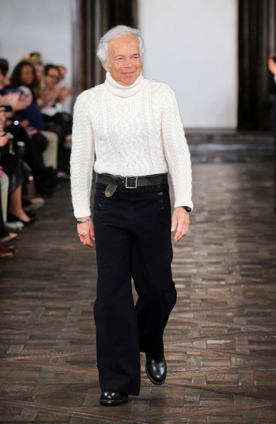 Ralph Lauren\u0026#39;s Autumn/Winter 2013 at New York Fashion Week