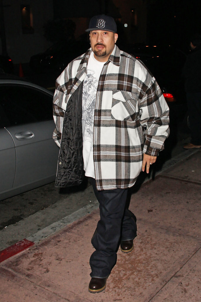 B real in b real outside beso in hollywood zimbio for B b it