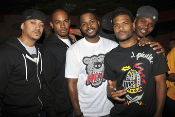 """Craig Wayans Damien Dante Wayans Stars at the Debut of """"In the Flow"""" in Beverly Hills 2"""