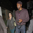 Lamar Odum Khloe Kardashian and Lamar Odom at Kitson with Rob Kardashian 2