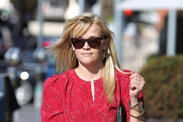Reese Witherspoon Reese Witherspoon Leaves Lunch