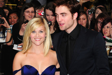 Reese Witherspoon Robert Pattinson Premiere of 'Water for Elephants' at the Vue Westfield