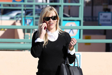 Reese Witherspoon Reese Witherspoon Shops in Beverly Hills