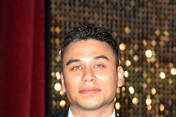 Ricky Norwood Arrivals at the British Soap Awards