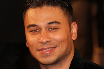 Ricky Norwood Arrivals at the 'G.I. Joe: Retaliation' Premiere