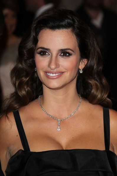 "Penelope Cruz at the annual Costume Institute Gala, celebrating the exhibition at the Met of 'Alexander McQueen: Savage Beauty"", held at the Metropolitan Museum Of Art on 5th Avenue in Manhattan."