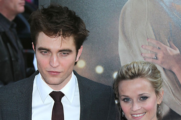 """Reese Witherspoon Robert Pattinson The """"Water For Elephants"""" New York Premiere 2"""